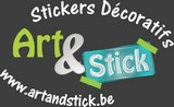 Logo Art&Stick - Stickers