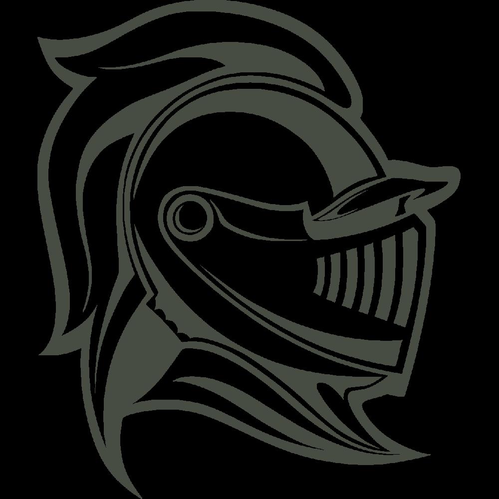 Stickers Knight - Helmet - Art - 14.1KB