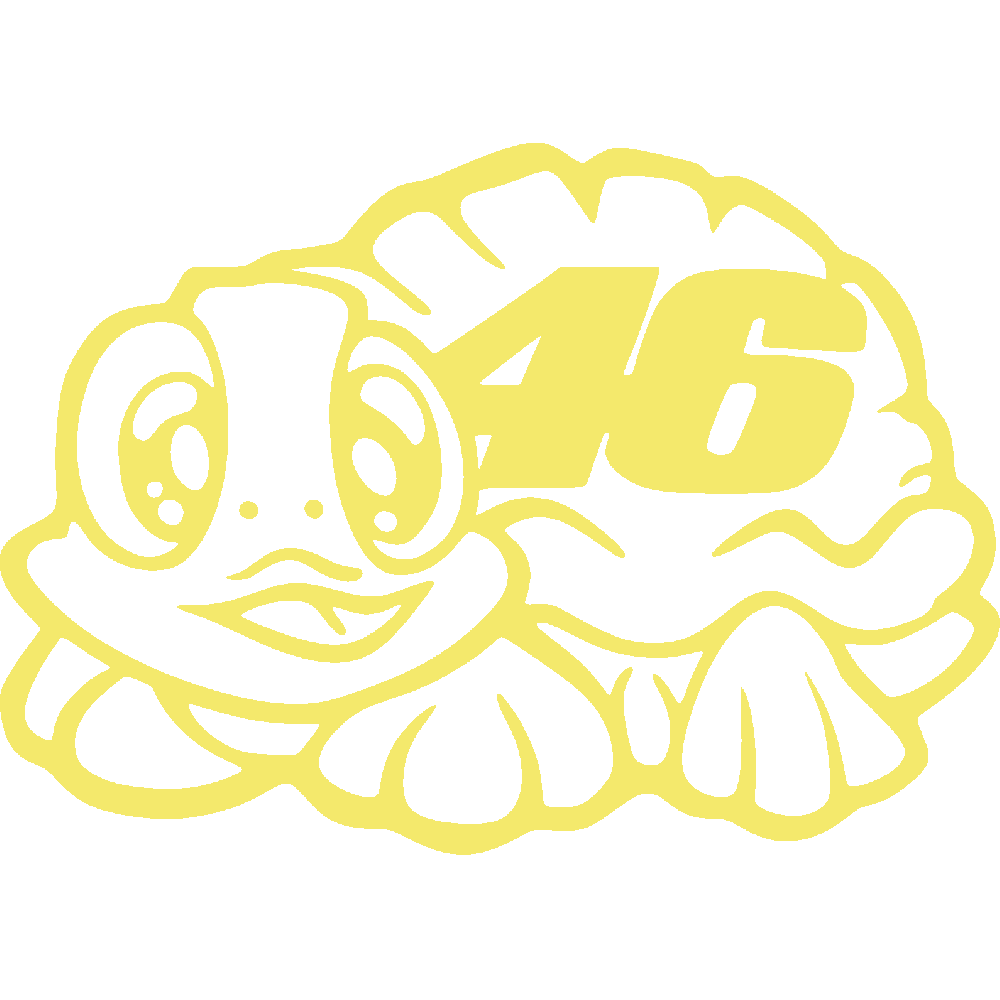 Art Rossi amp; Stick Stickers Tortue 46 Valentino wqCxnIZf