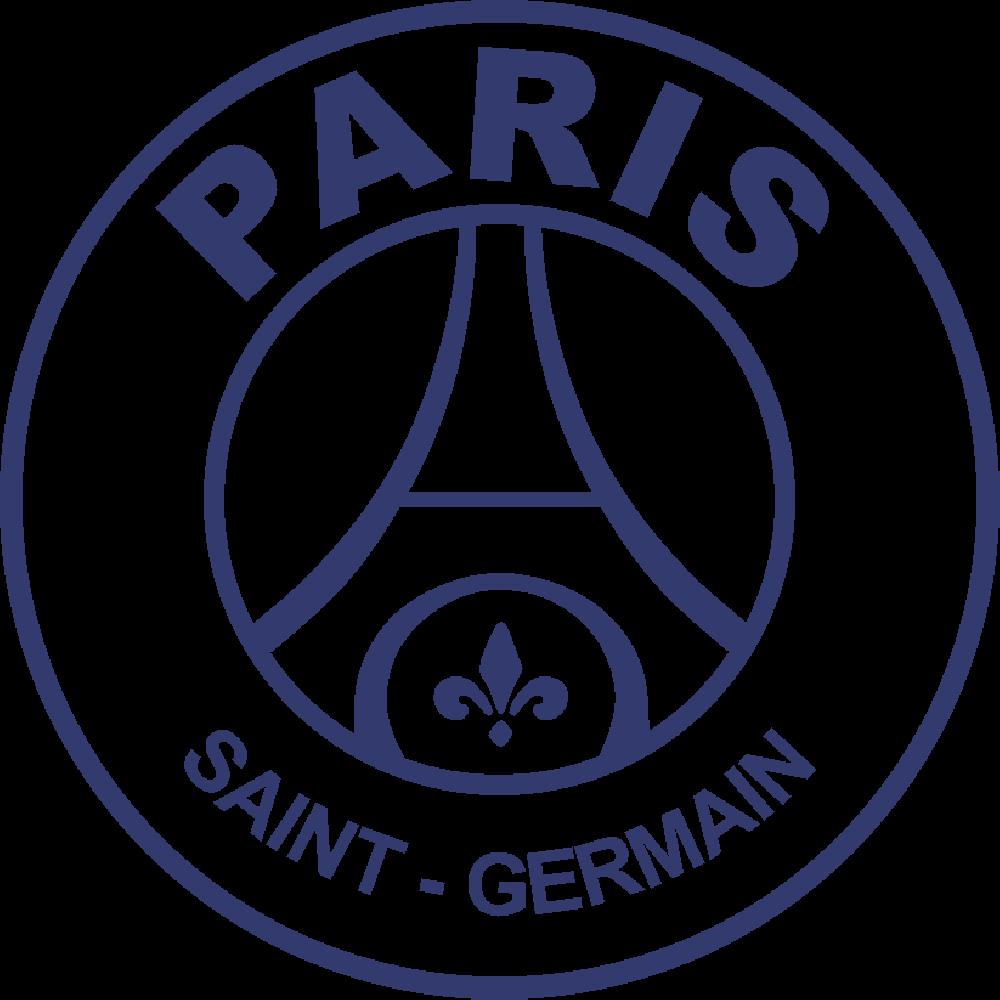 Photo logo psg - Coloriage foot psg ...