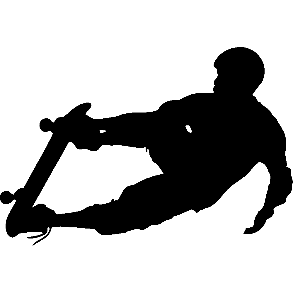 Wall sticker: customization of Skate 3