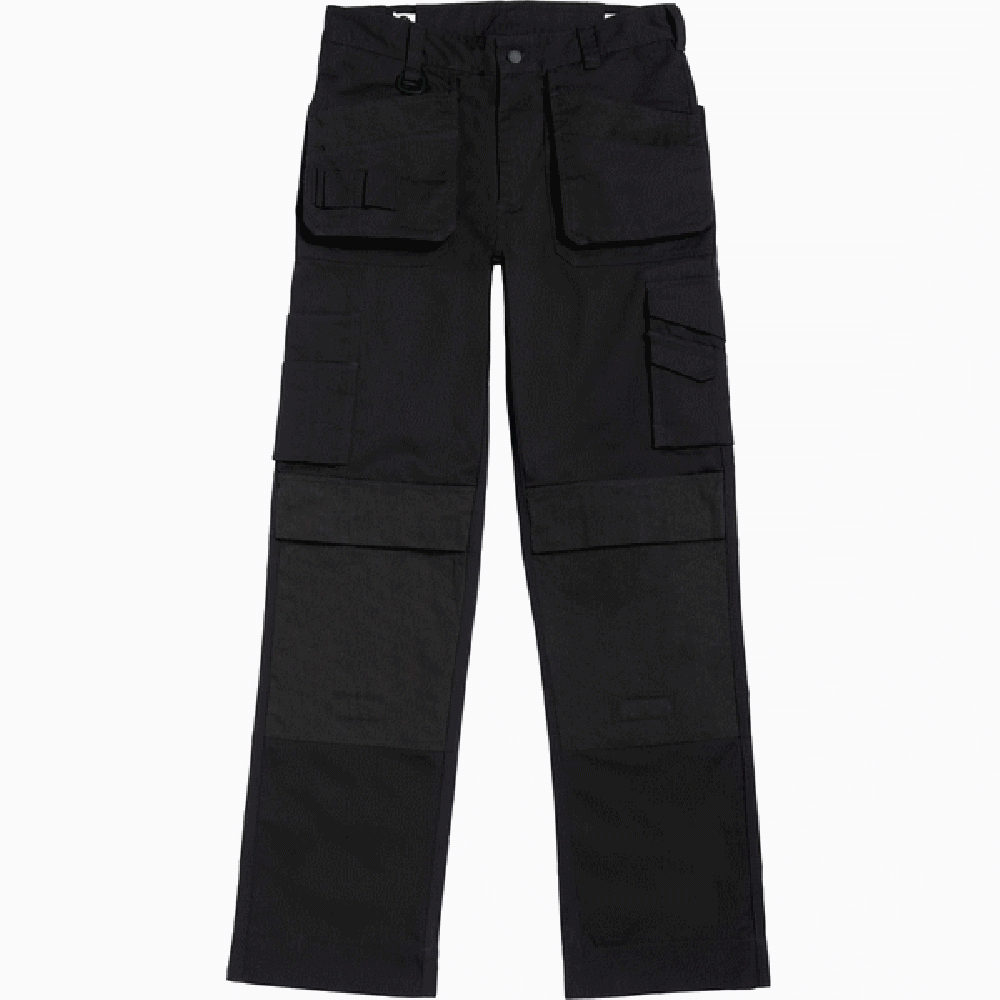 Personnalisation de B&C Pantalon Performance Pro Black ASCGBUC51