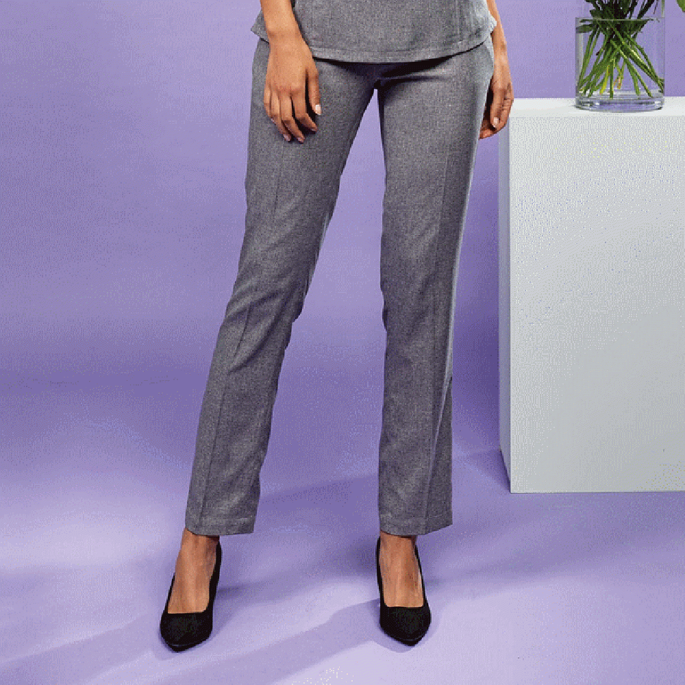 Personnalisation de Pantalon Iris Heather grey ASPR536