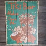 Tiki Bar Board
