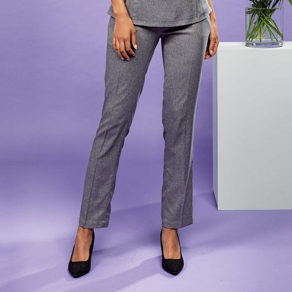 Pantalon Iris Heather grey ASPR536