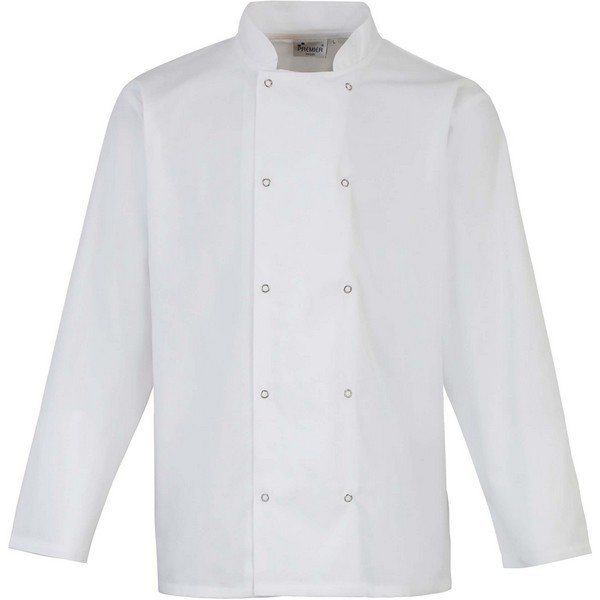 Veste de cuisine Press White ASPR665