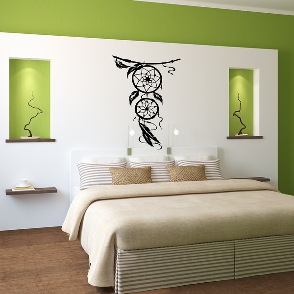 stickers attrape r ves art stick. Black Bedroom Furniture Sets. Home Design Ideas