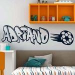 Adriano Graffiti Football