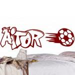 Aitor Graffiti Football