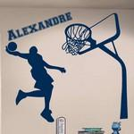 Alexandre Basketball Dunk