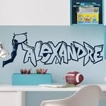 Alexandre Graffiti Trottinette