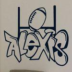 Alexis Graffiti Rugby