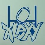 Alexy Graffiti Rugby