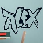 Alix Graffiti