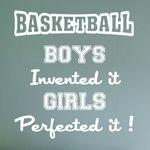 Basketball Girls Perfected It