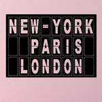 New York-Paris-London