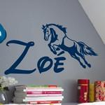 Zoé Disney Cheval