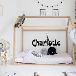 Exemple de stickers muraux: Charlotte Paris (Thumb)