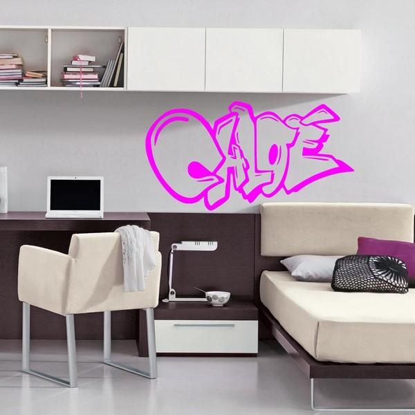 stickers stickers-prenom-chloe-graffiti