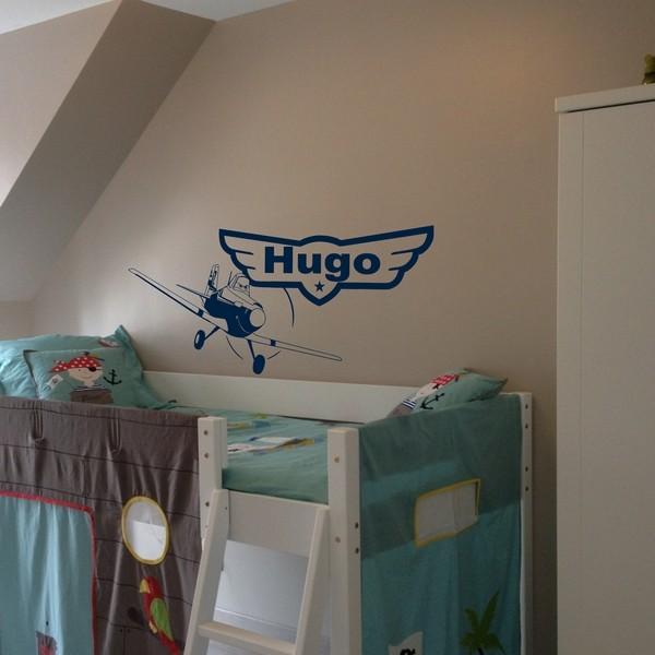 Stickers - Hugo - Dusty Planes - Art & Stick