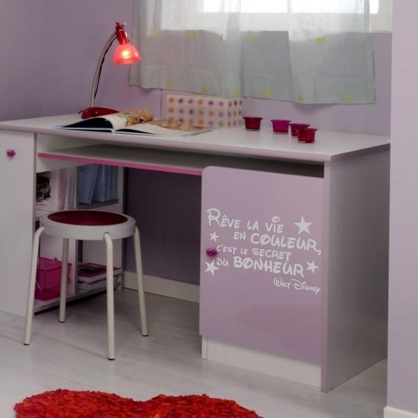 stickers r ve la vie en couleur art stick. Black Bedroom Furniture Sets. Home Design Ideas