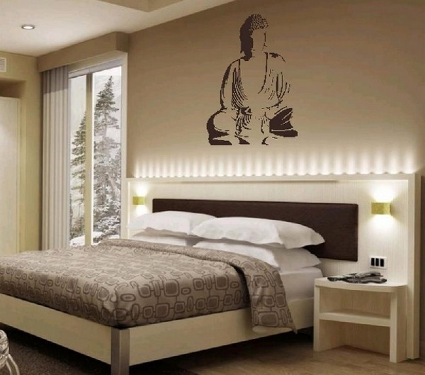 deco chambre zen bouddha avec des id es int ressantes pour la conception de la. Black Bedroom Furniture Sets. Home Design Ideas