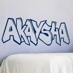 Akaysha Graffiti