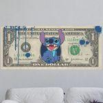 One Dollar Stitch Imprimé