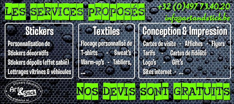Stickers Muraux Et Textiles Personnalisables