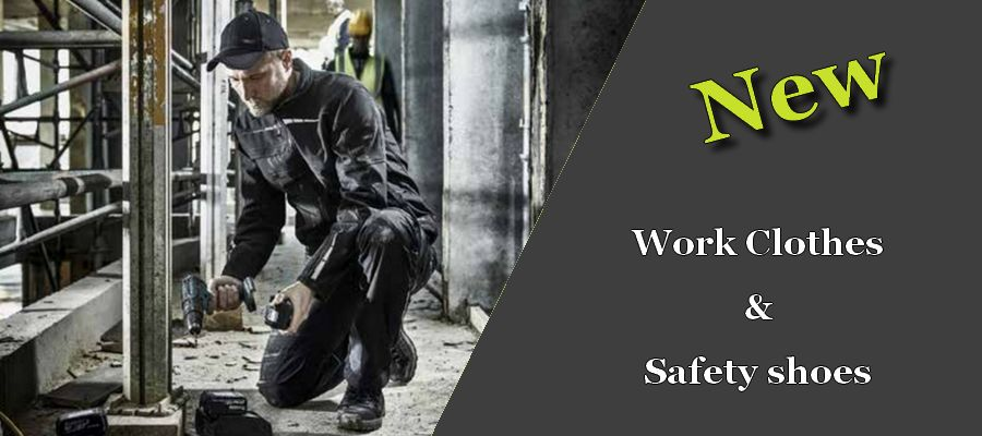 Workwear & Safety Shoes